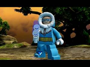 LEGO Batman 3: Beyond Gotham - Captain Cold Gameplay and ...