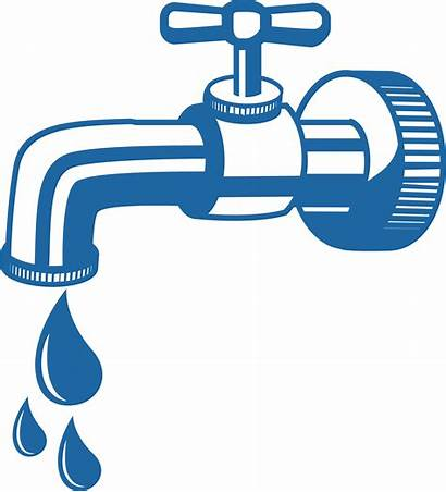 Water Tap Faucet Clipart Pipe Svg Clip