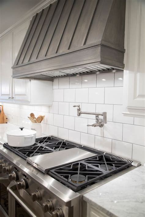 Country Style Kitchen Ideas - covered range hood ideas kitchen inspiration the inspired room