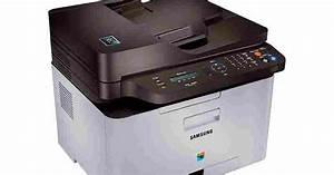 Samsung Xpress C460fw Manual
