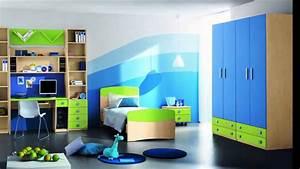 Kinderzimmer Für Zwei : kinderzimmer mit dachschr ge f r jungen youtube ~ Indierocktalk.com Haus und Dekorationen