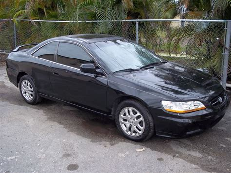 2002 Honda Accord Coupe Ex Sale By Owner In Fort