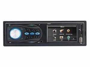 Autoradio 1 Din Ecran : autoradio bluetooth usb et sd avec cran tactile 1din creasono ~ Medecine-chirurgie-esthetiques.com Avis de Voitures