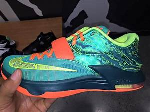 """Nike KD 7 """"Weatherman"""" Images and Release Info - Air 23 ..."""