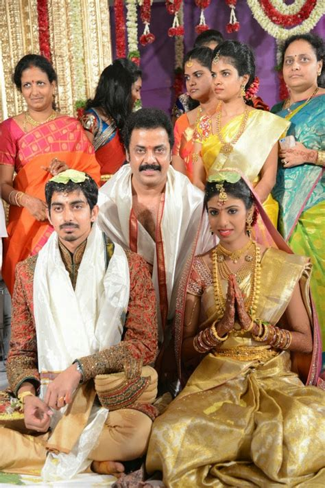 raja ravindra daughter marriage  nohdwallpapers