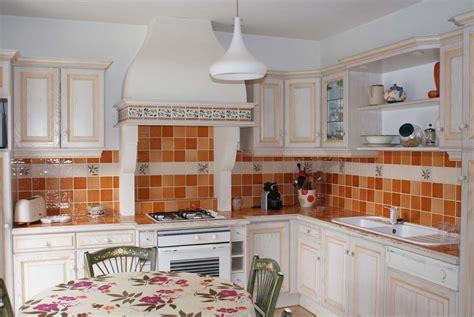 carrelage cuisine provencale photos réalisez une cuisine provençale pratique fr