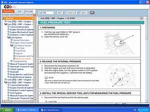 Hyundai Gds  Repair Manuals Download  Wiring Diagram