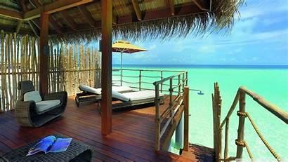 Tropical Vacation Exotic Wallpoper