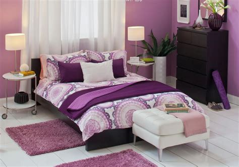 Bedroom Decorating Ideas Using Purple by 15 Purple Bedroom Design Ideas Decoration