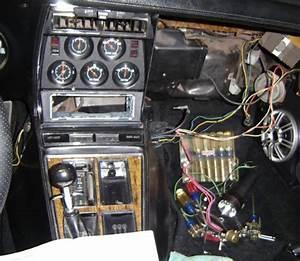1984 Corvette Fuse Box Location