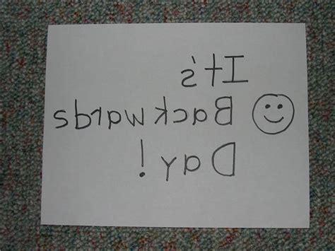 kindergarten theme idea backwards day lesson plan 223 | 784F92097F49D85B3C652CDECE9DA4DB49C06DCB lis