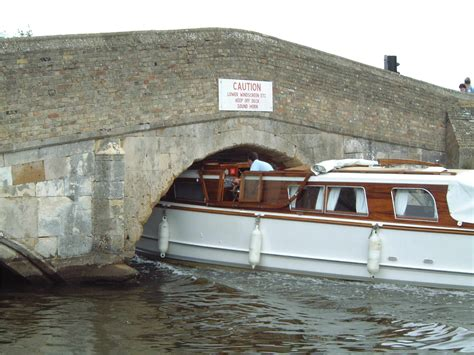 Boat Sales Potter Heigham by Potter Heigham Bridge Pilots Took Hire Boats The