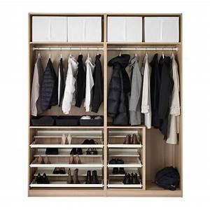Ikea Pax Schranktüren : pax garderobekast 200x66x236 cm zachtsluitend beslag ikea keukens pinterest ~ Eleganceandgraceweddings.com Haus und Dekorationen