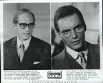 """1988 Press Photo Actor David Selby in """"King of the ..."""