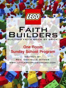 faith builders one room sunday school program sunday 118 | adb4784542c6886886b874bd4fee83cb