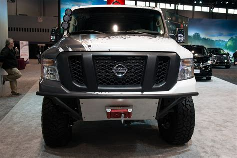 Nv Cargo X by 2017 Nissan Nv Cargo X Project Picture 706339