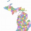Spay Neuter Map   All About Animals Rescue Michigan