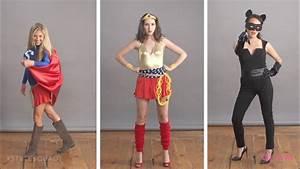 Diy, Superhero, Halloween, Costumes