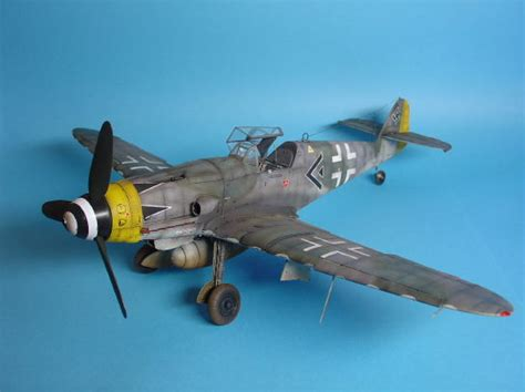 trumpeter  bf   large scale planes