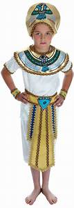Ancient Egyptian King & Queen Kids Fancy Dress Historical ...