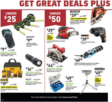 black friday tool cabinet deals lowes pre black friday 2014 tool sale