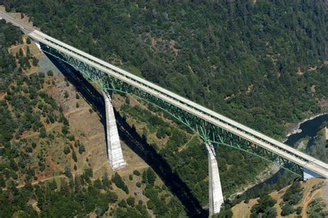 Foresthill Bridge Images n Detail - California - XciteFun.net