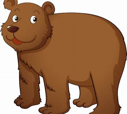 Bear Clipart Brown Lions Tigers Oh Bears