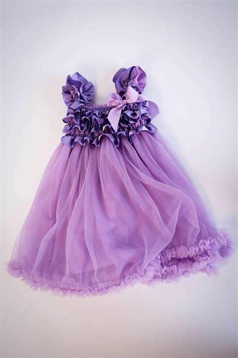 purple tutu dress  matching headband perfect easter