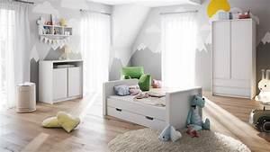 Kinderzimmer Schrank Weiß : babyzimmer kinderzimmer schrank bett wickelkommode babym bel nandini set 1 wei ebay ~ Frokenaadalensverden.com Haus und Dekorationen
