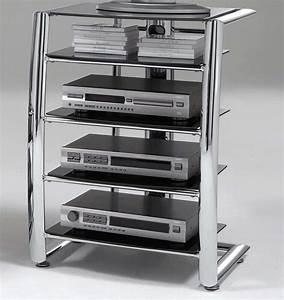 meuble de chaine hifi maison design modanescom With meuble tv chaine hifi
