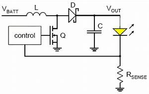 how supercapacitors solve led flash power issues in high With super bright led driver circuit 5