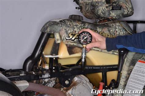 polaris sportsman   carburated atv