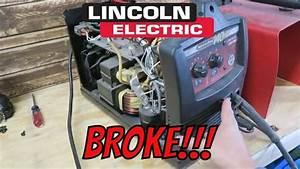 Lincoln Electric 140hd Welder Repair