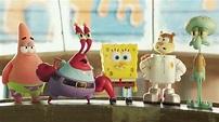 "Review: ""The SpongeBob Movie: Sponge Out of Water""   Reel ..."