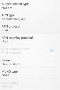 metro pcs apn iphone setup metropcs apn settings on android iphone