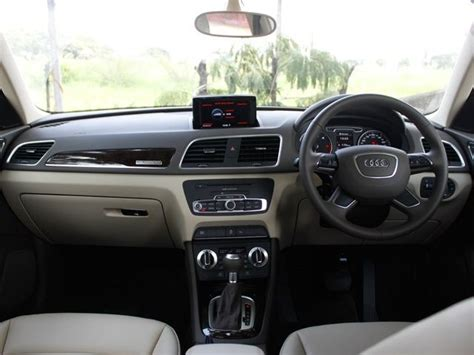 audi q3 dashboard audi q3 dynamic review picture gallery slide 7