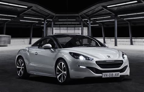 peugeot rcz last 40 peugeot rcz models on sale 49 990 drive away