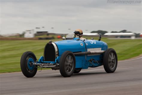 Bugatti Grand Prix by Bugatti Type 54 Grand Prix S N 54201 2012 Goodwood