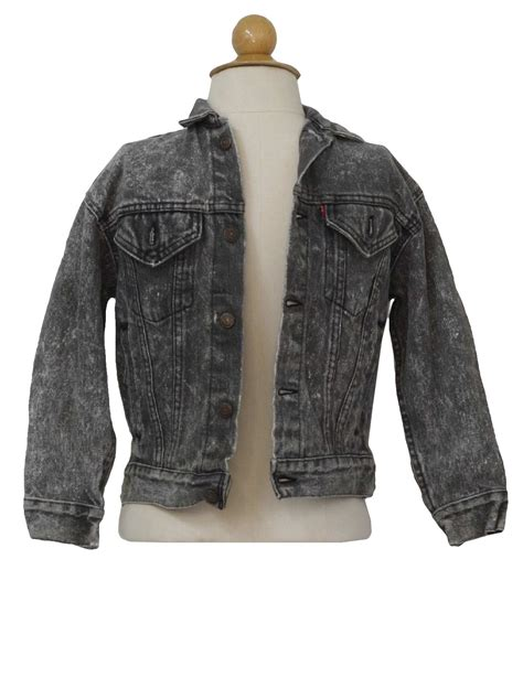 jacket levis  levis mensboys shaded grey