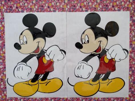 jual stiker mobil mickey mouse di lapak toko balon