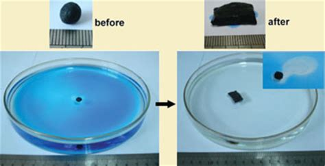 Nanotubes To Soak Up Oil Spills