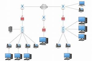 5 Free Network Diagram Drawing Online Tool
