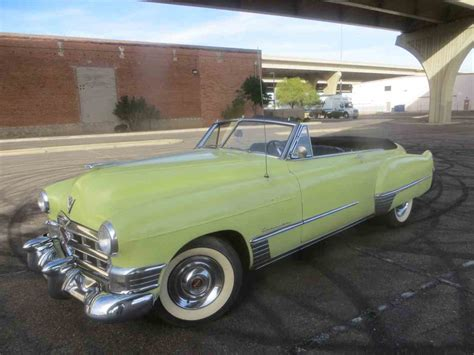 convertible 2002 cadillac used cars 1949 cadillac convertible for classiccars cc