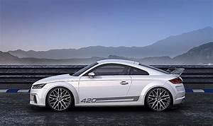 Audi Tt Quattro Sport : audi tt sport concept 2 litre 420ps from four cylinders ~ Melissatoandfro.com Idées de Décoration