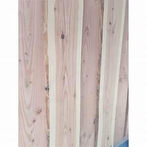 Boden Deckel Schalung Lärche : baumscheibe brett bohle rustikal unbes umt l rche wandverkleidung holz 1qm ~ Watch28wear.com Haus und Dekorationen