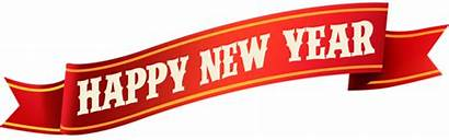 Happy Transparent Clipart Clip Banner Years Eve