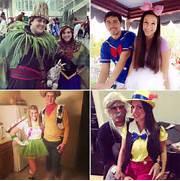 Gallery images and information  Diy Princess Costume Women  Diy Disney Costumes