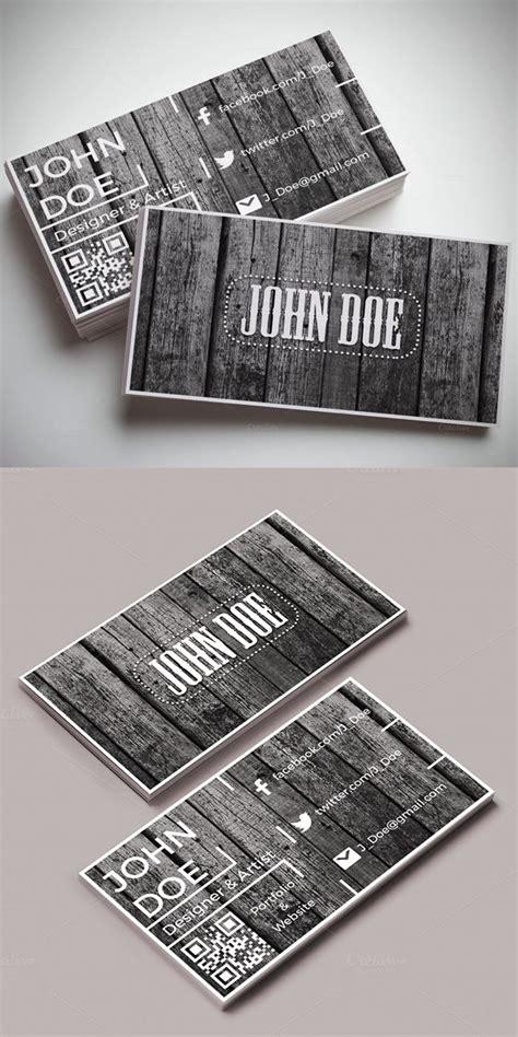 card visit template psd wood clean wood business card businesscard branding