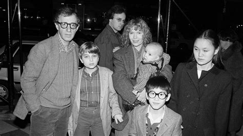 Moses Farrow Defends Woody Allen Against Sexual Abuse