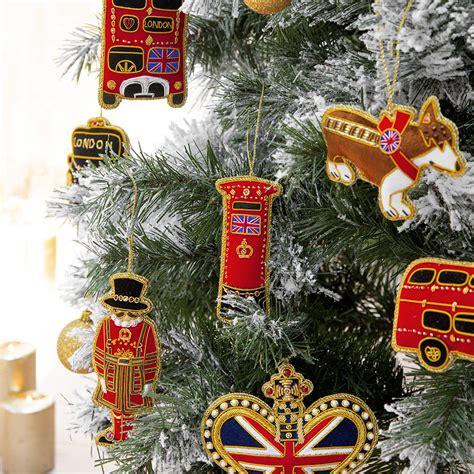 buy tinker tailor union jack crown christmas tree